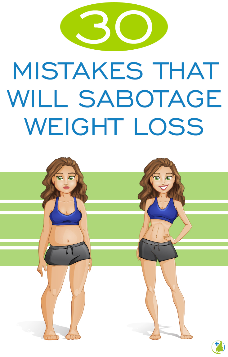 Struggling to see results in your weight loss journey? Check out these 30 common mistakes women make that you MUST AVOID to lose fat!