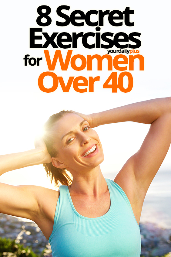 Are you finding yourself becoming less active as you move into your 40's? Don't worry - we've put together the best exercises for women's health after 40 to help you lose weight and regain your youthful body!