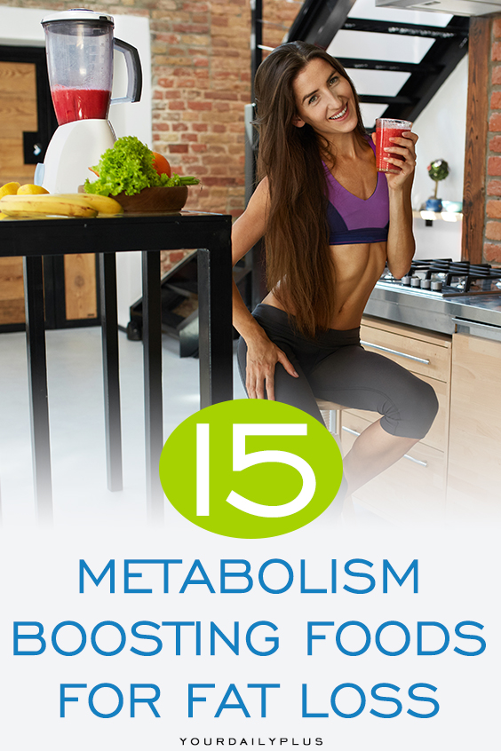 Do you want to KICKSTART your weight loss?Secret metabolism boosting foods to increase your body's natural fat-burning potential, slim down and add years to your life!
