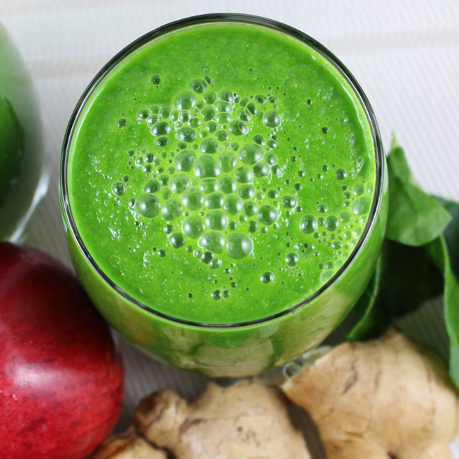Healthy green smoothies for weight loss