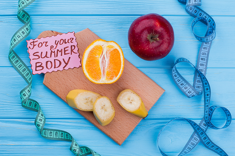 10 Easy Tips To Lose Weight For Summer