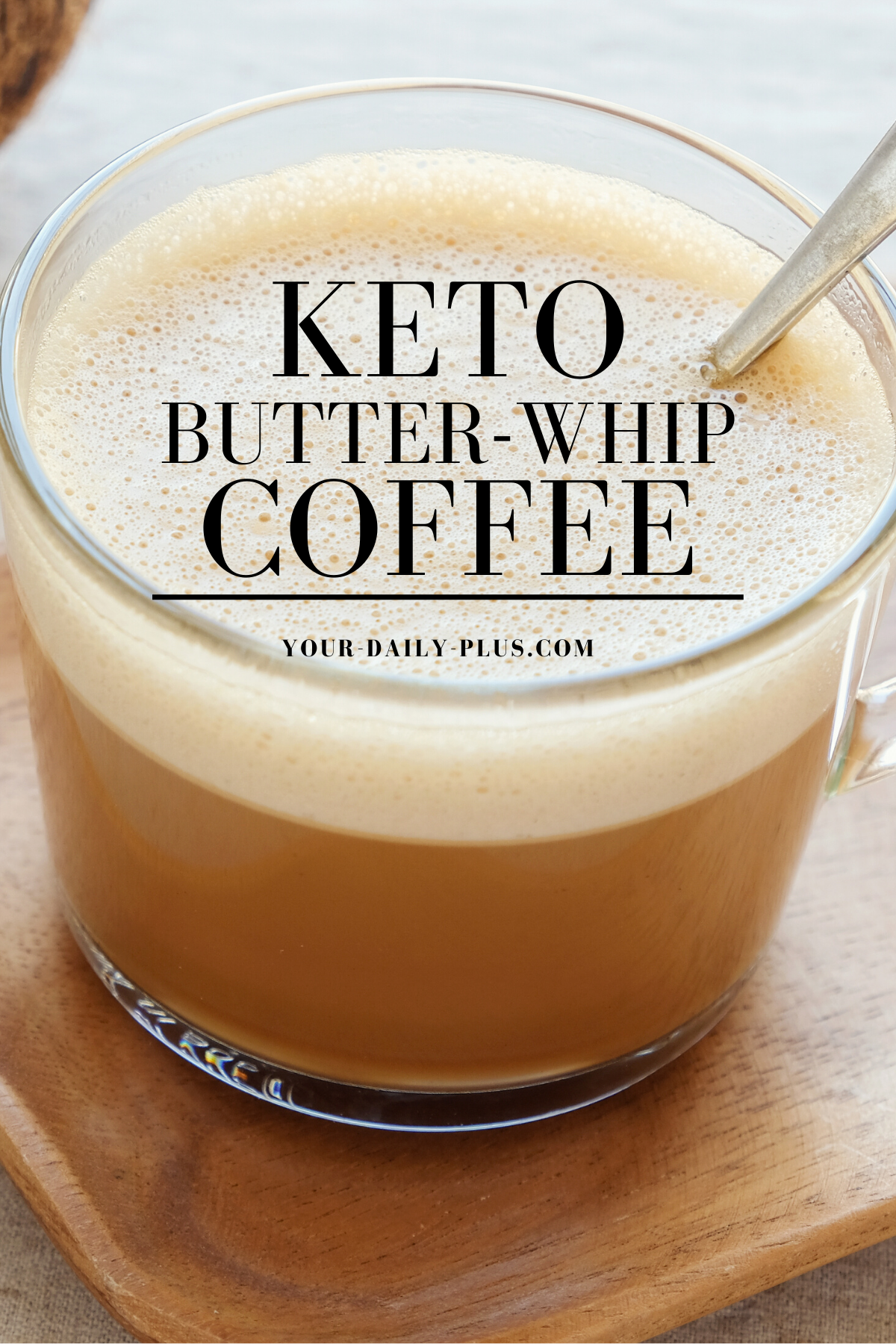 You are not going to believe you've been missing out on the awesome flavor of butter and coffee all this time. The texture of the coffee is creamy and the power kick you're going to get out of this is out of this world. In fact, feel totally satiated with just the butter coffee for the whole of the morning, but you ave the option of pairing it with nuts. #coffee #ketocoffee #ketodiet